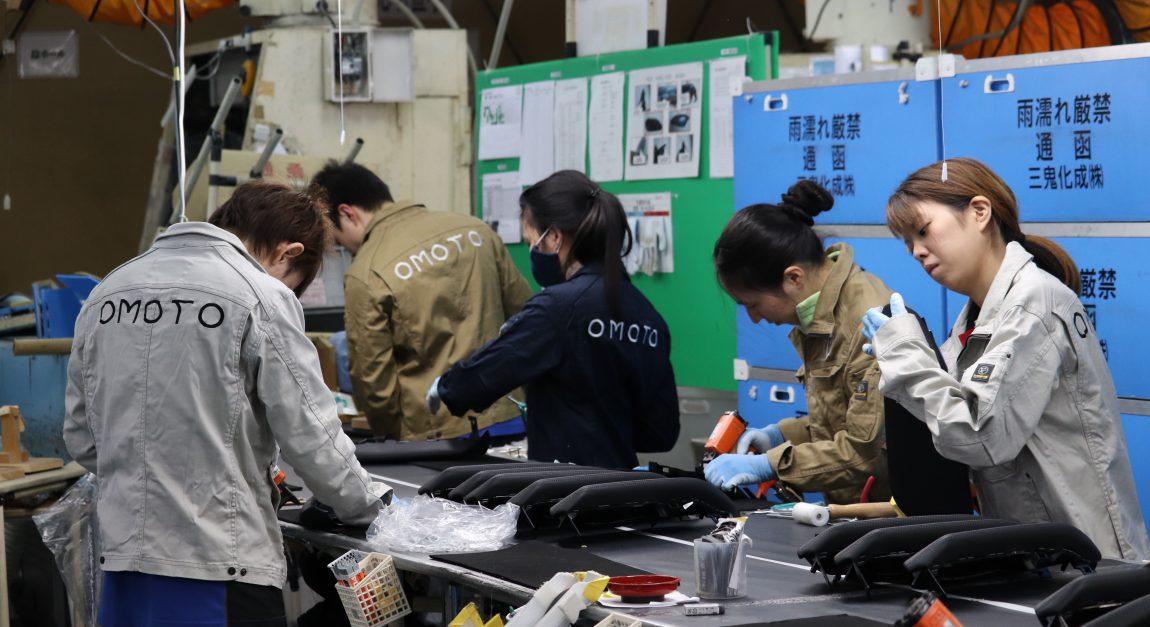 縫製工場 福岡県